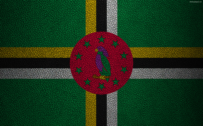 Download Wallpapers Flag Of Dominica 4k Leather Texture North America Dominican Flag World Flags Dominica Besthqwallpapers Com Flags Of The World Flag Leather Texture