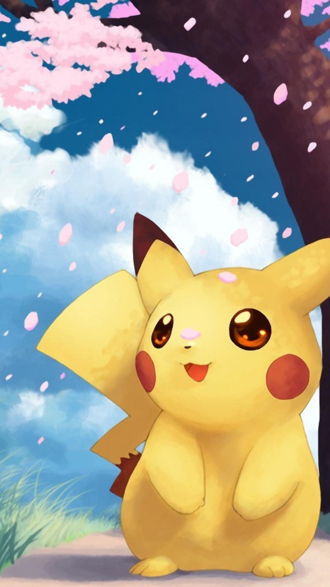 Kartun Pokemon Pikachu Gambar Pokemon Lucu Pokemon