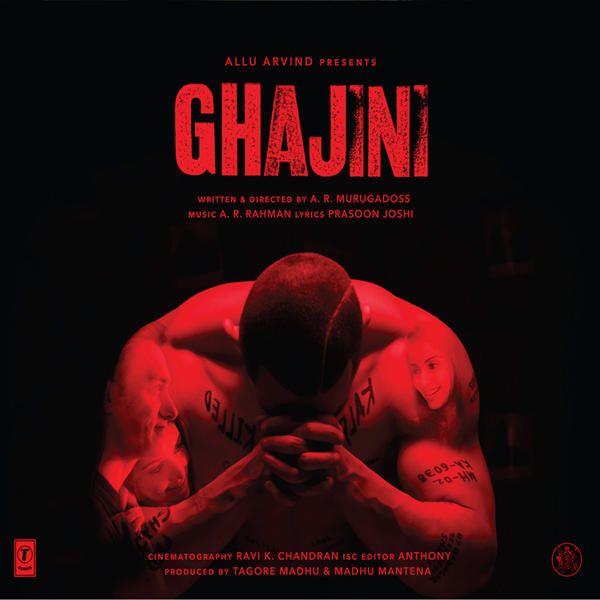 Ghajini 2008 Mp3 Hindi Songs Free Download Naa Songs Naa Songs Lyrics Di 2020 Lagu