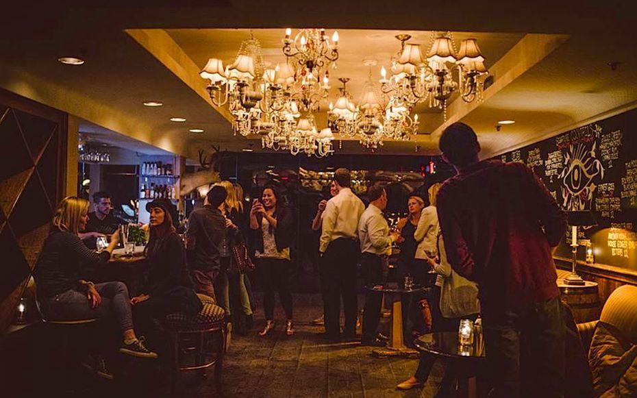 Image result for Basement Bar, Santa Monica, CA