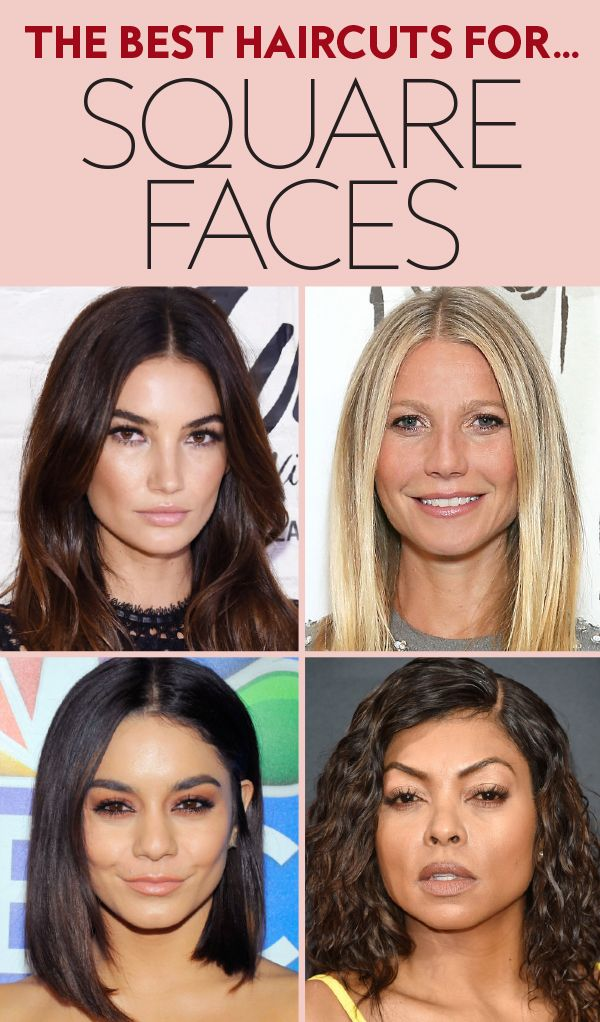Find Your New Favorite Haircut Here Square Shaped Face Hairstyles Square Face Hairstyles Haircut For Square Face