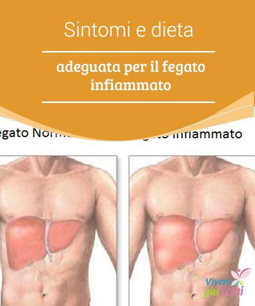 dieta detergente per fegato grasso