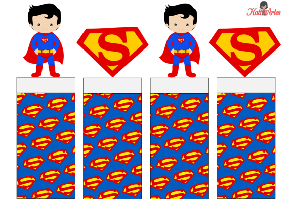 Printable Superheroes Sign Joy Fiesta De Superman