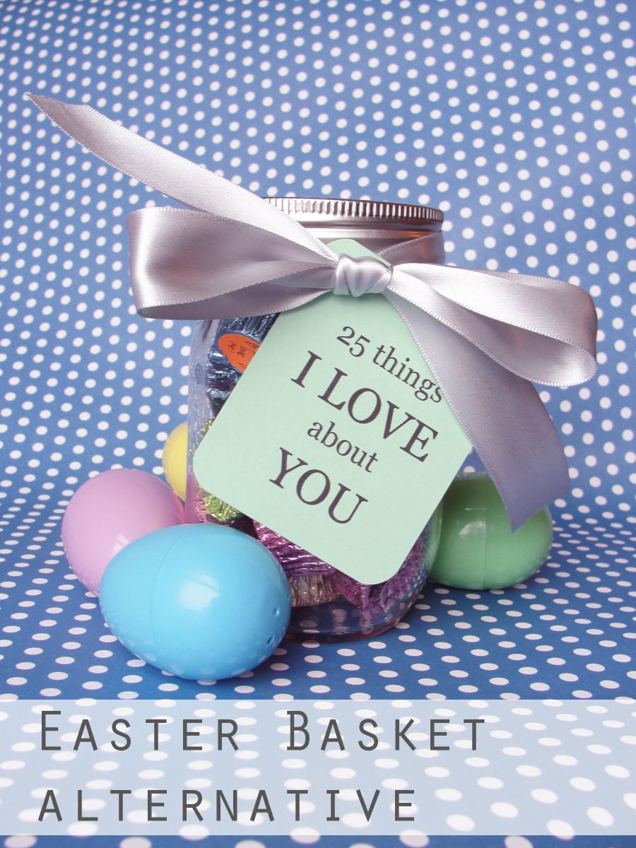Boyfriend easter basket alternative easter baskets easter and a sweet alternative to an easter basket for your man negle Images