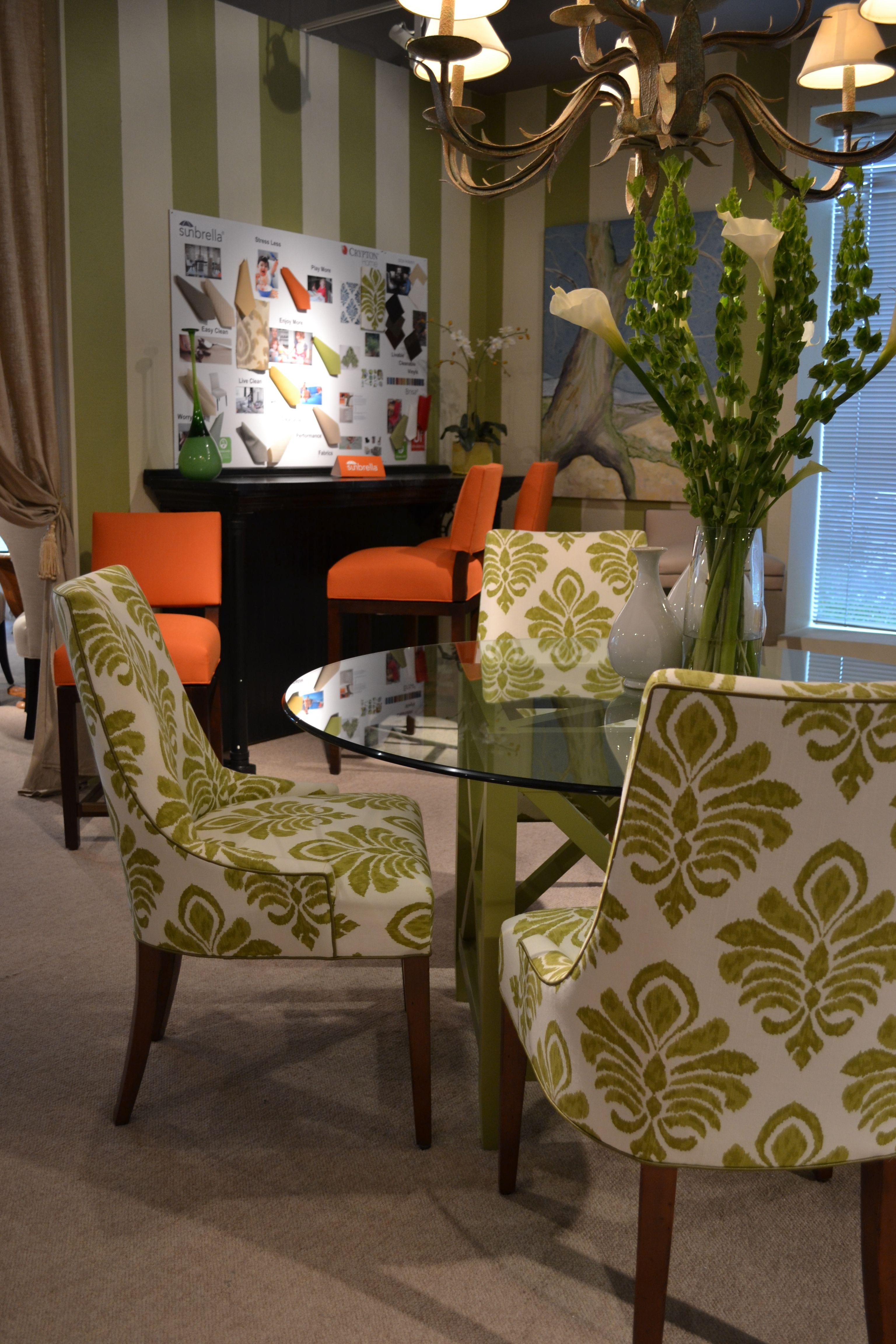 Designmaster performance fabrics display with crypton home sunbrella and other performance fabrics hpmkt designmaster furniture