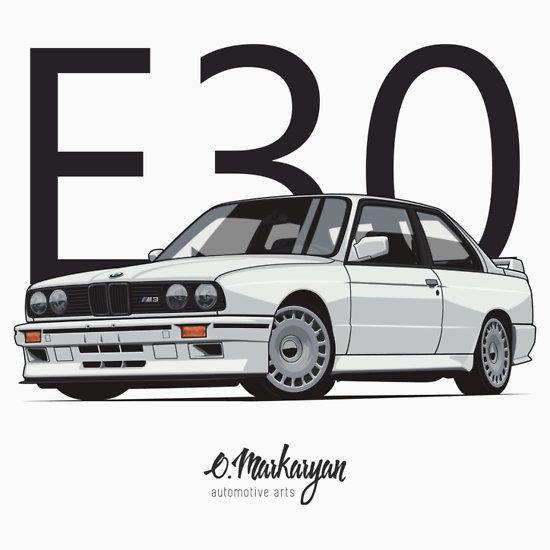bmw m3 e30 (white) | auto, moto | pinterest | voiture