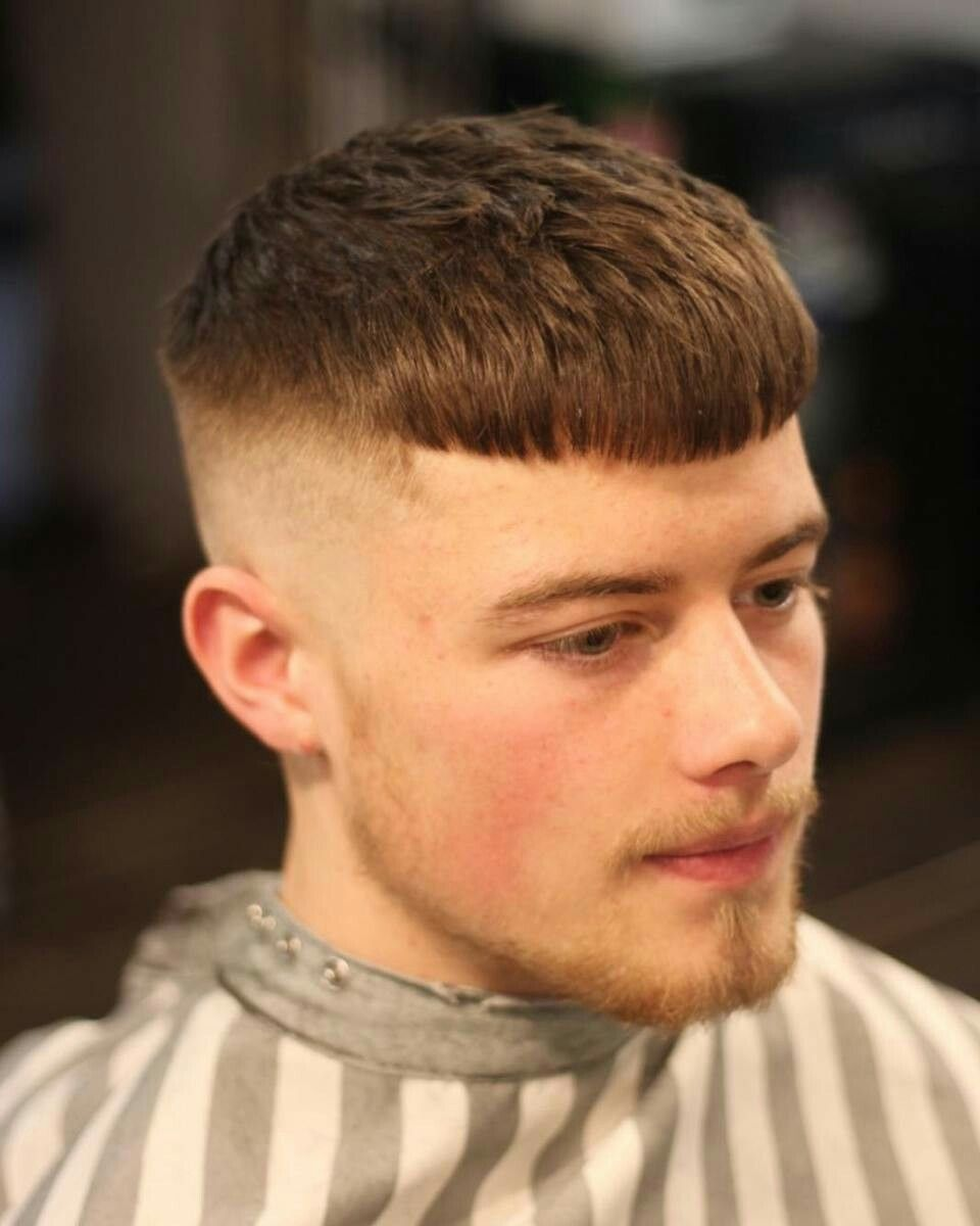 Bowl cut haircut men pin by zharfan nizar on hairstyles  pinterest  haircuts hair cuts