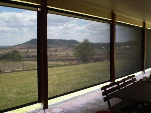 Brilliant Outdoor Blinds 17 Nowoczesnie I Nietypowo Balcony Home Interior And Landscaping Ferensignezvosmurscom