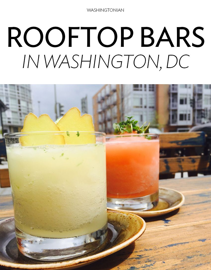 So many roofs, so many drinks | Washingtonian