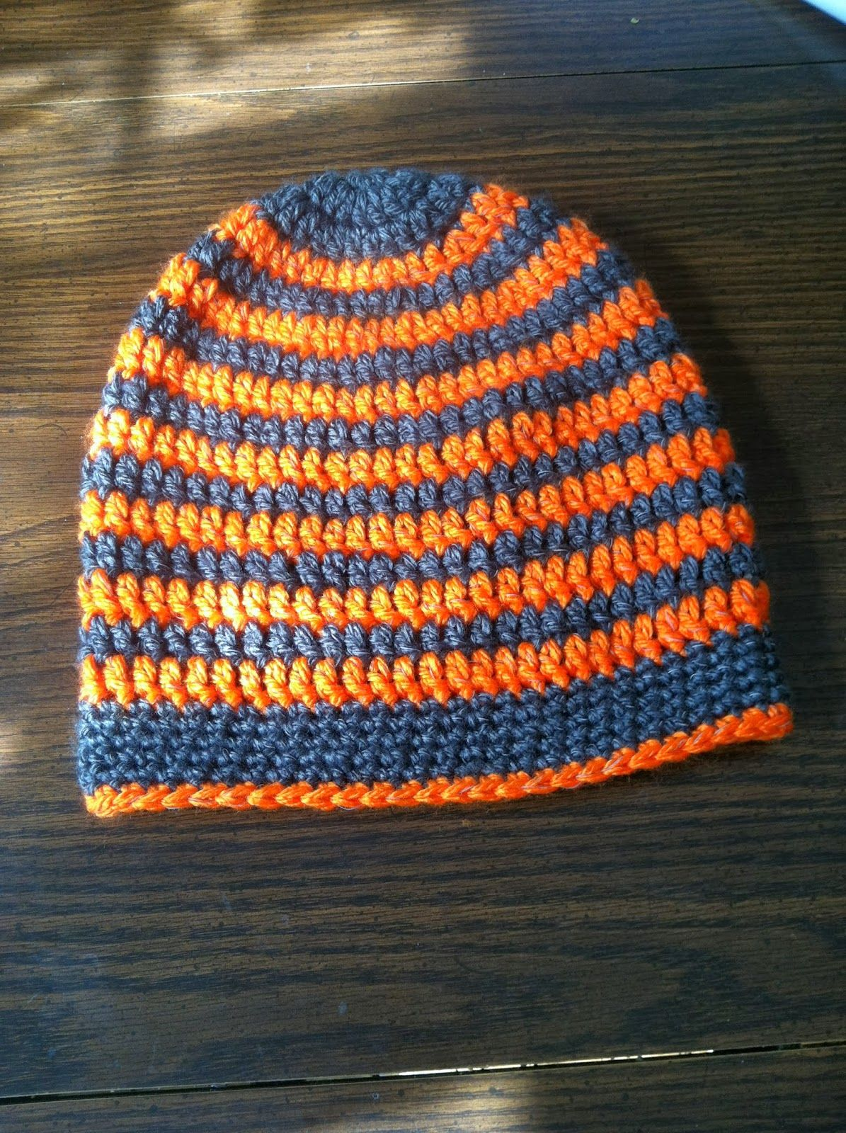 The Hippy Hooker: Comfy Cozy Slouchy Beanie - Free Crochet Pattern ...