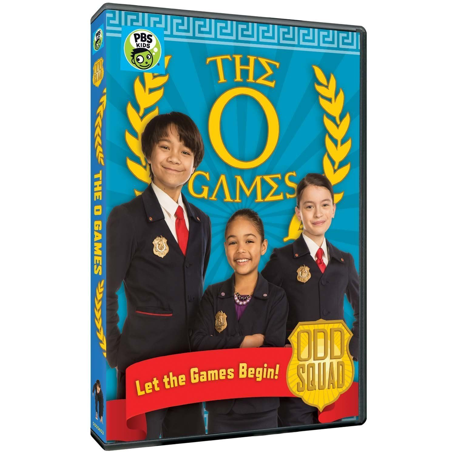 Odd Squad The O Games on DVD Today (With images) Pbs