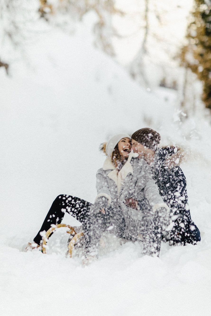 Love Shoot | Winter Wonderland | Kärnten - Carmen