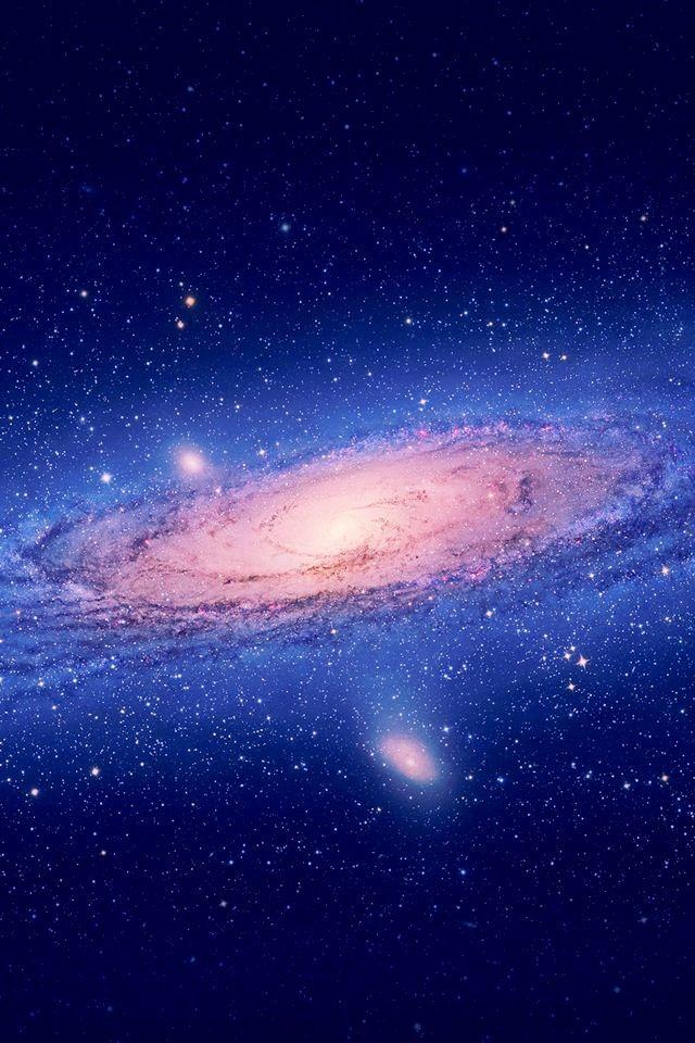 Andromeda Galaxy Wallpaper Iphone