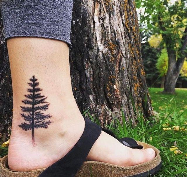 Pin de cheyann hodge en tattoos pinterest tatuaje de for Ponderosa pine tattoo