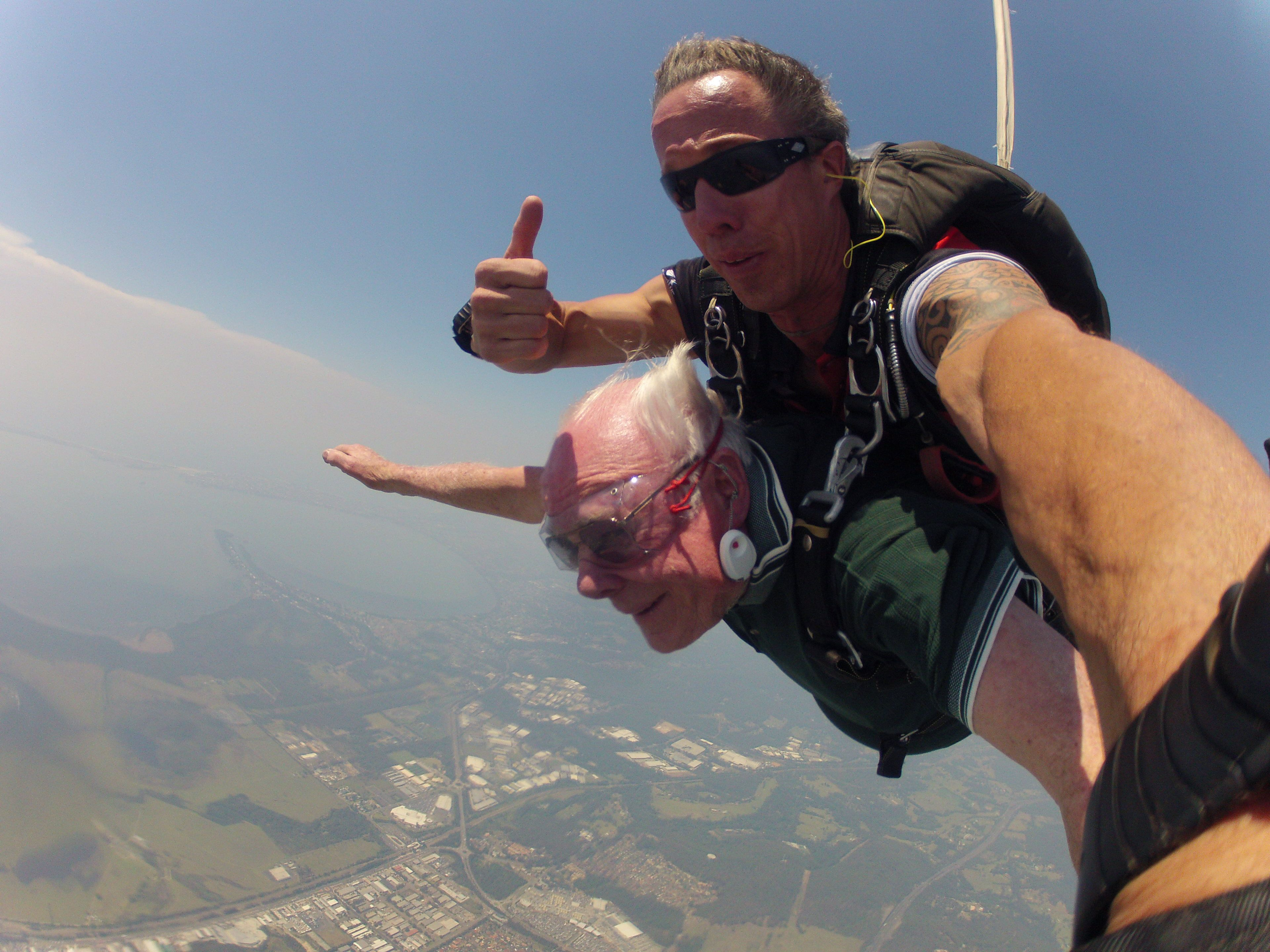 Living the dream: This guy proves that you're never too ...