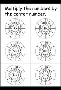 10 times table multiplication fun worksheets pdf worksheet count ...