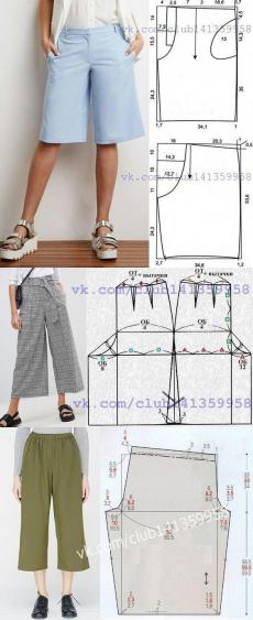 Шитье простые выкройки#moda #fashion #modeladora #modelagem