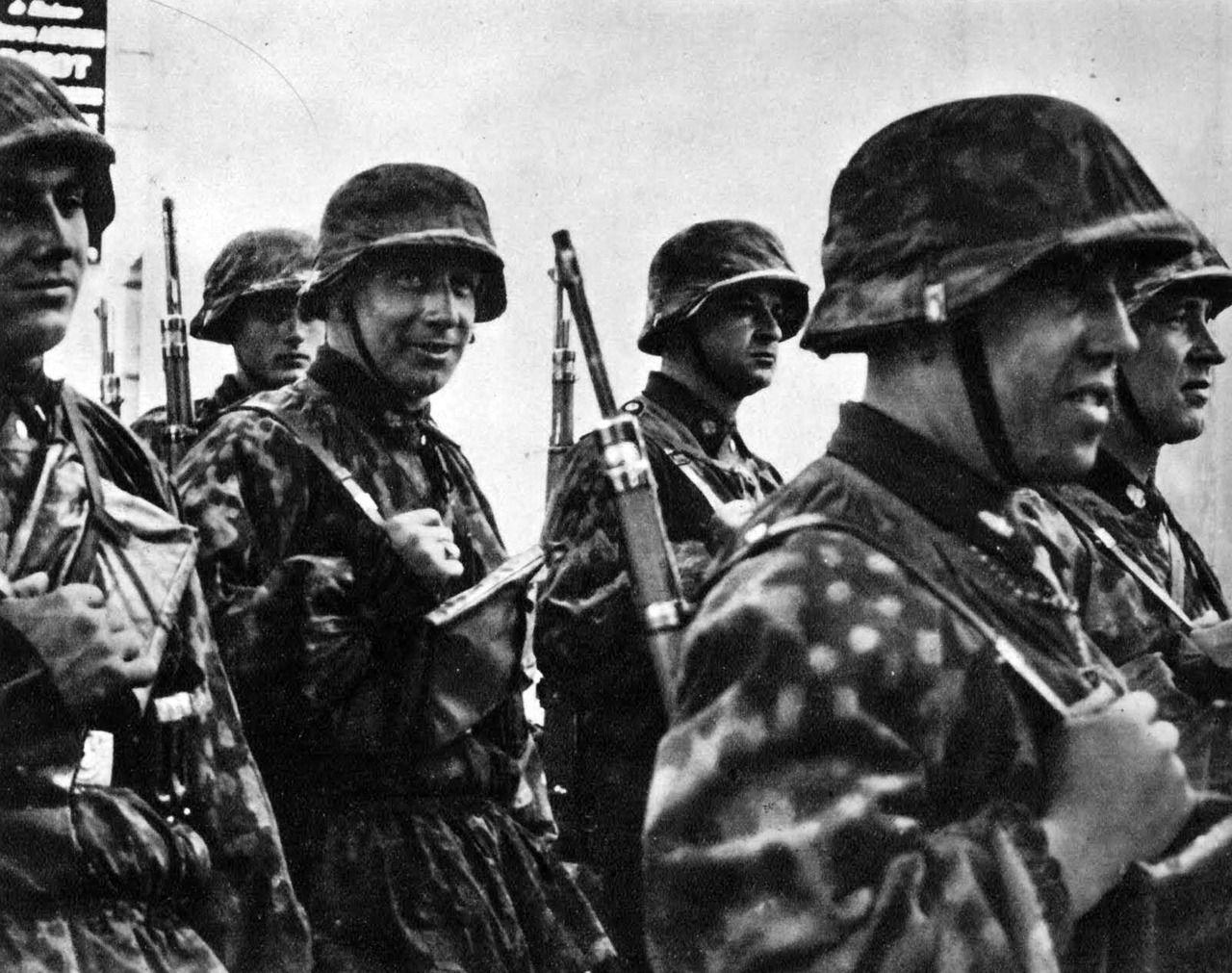 Men of Totenkopf