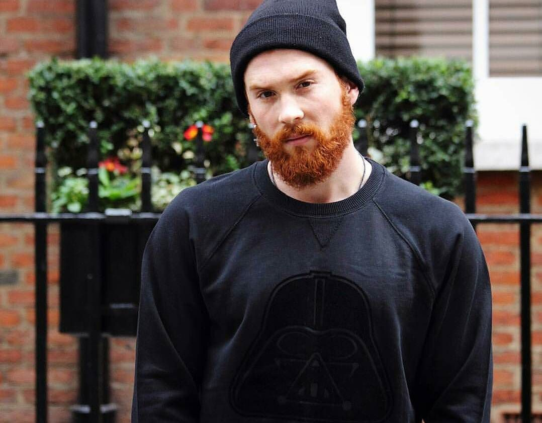 Hipster beards are beards are those that are seen breaking all the