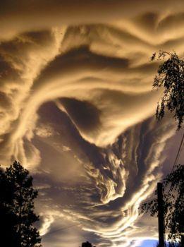 Asperatus Clouds Over NZ (108 pieces)