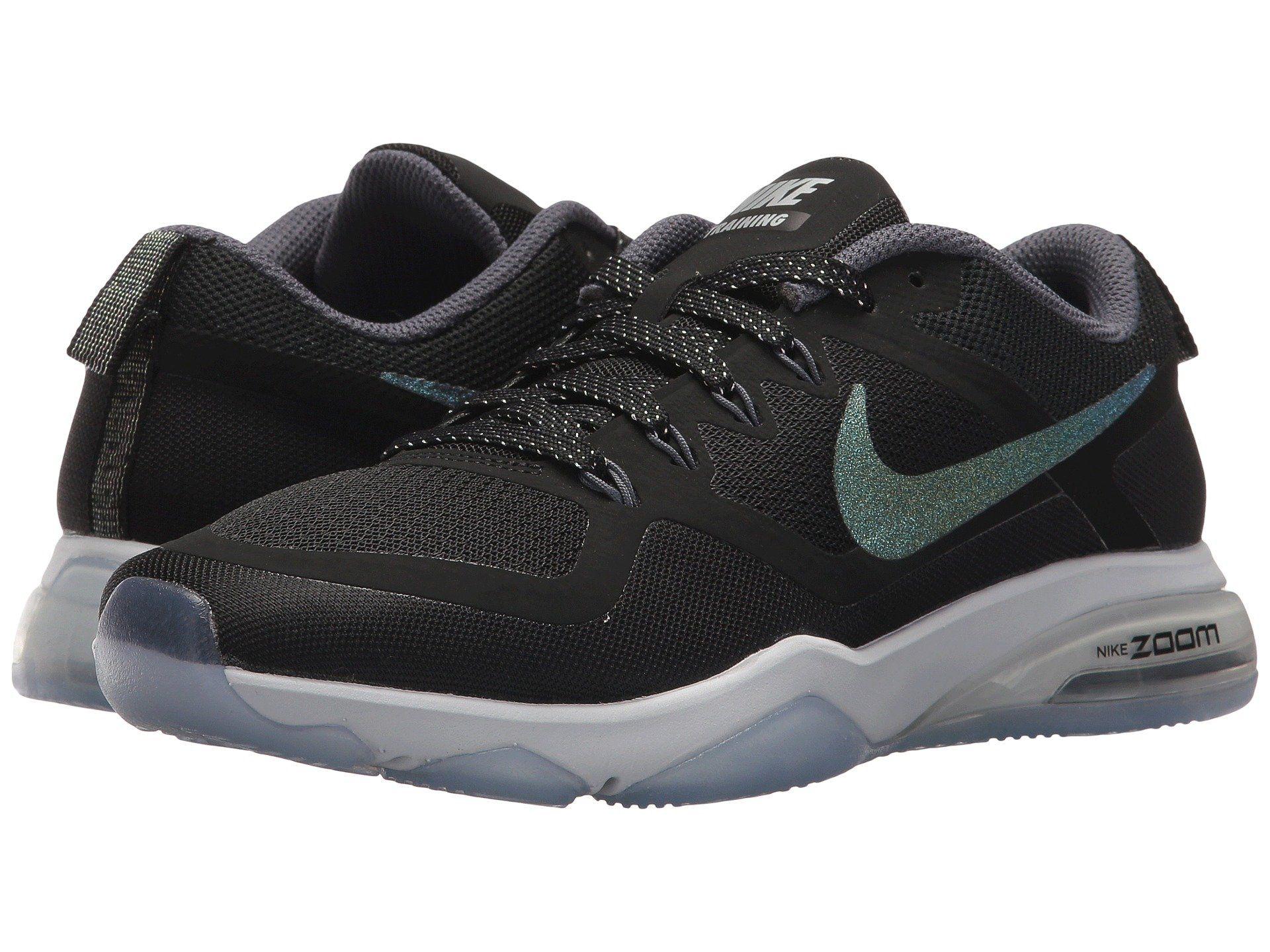 57a6b8899aaa9 NIKE Zoom Fitness Metallic Training. #nike #shoes # | Nike | Nike ...