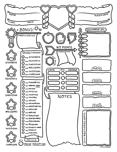 photograph about Printable Dnd Character Sheet called Easter Card 2019 Geekery and Nerdism inside 2019 Dnd