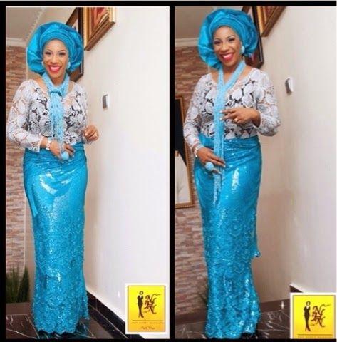 nigerian attire styles 2015 - Google Search