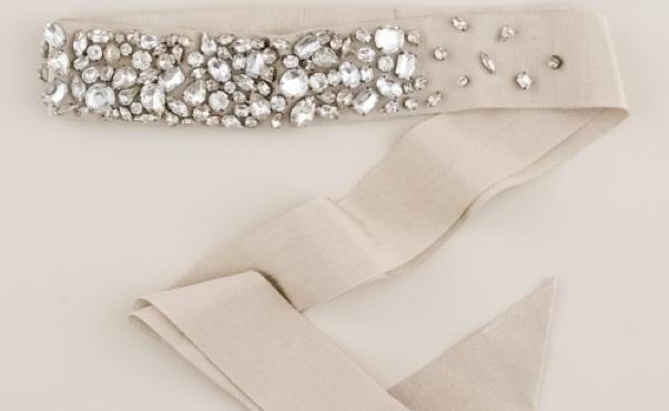 Diy Inspiraiton Embellished Belts 171 Cinturones De Novia