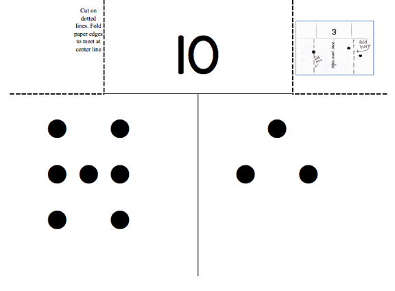 Here\'s a set of dot cards for assessing subitizing skills. Includes ...