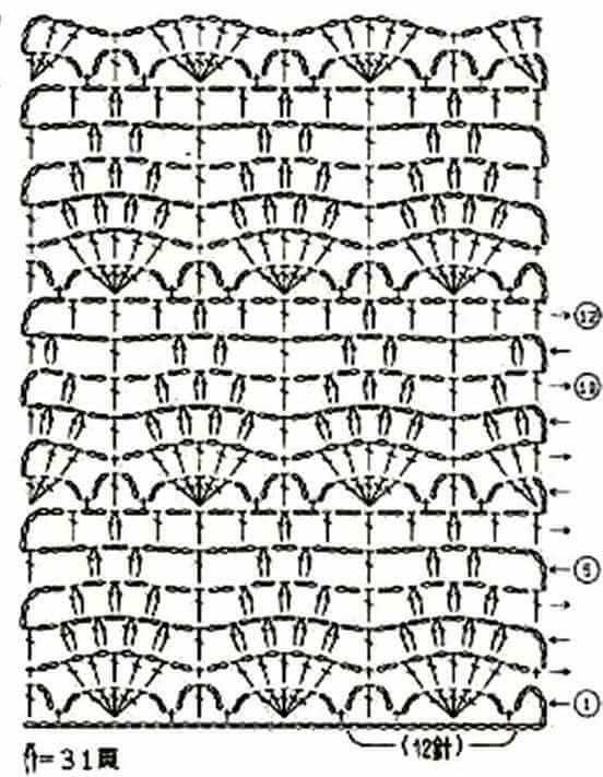 Pin de Silvana en Ganchillo | Pinterest | Patrones crochet gratis ...