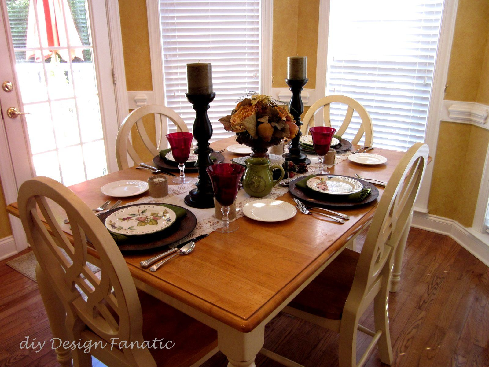Room Tables For Special Occasions Image Of Table Decorating Ideas ...