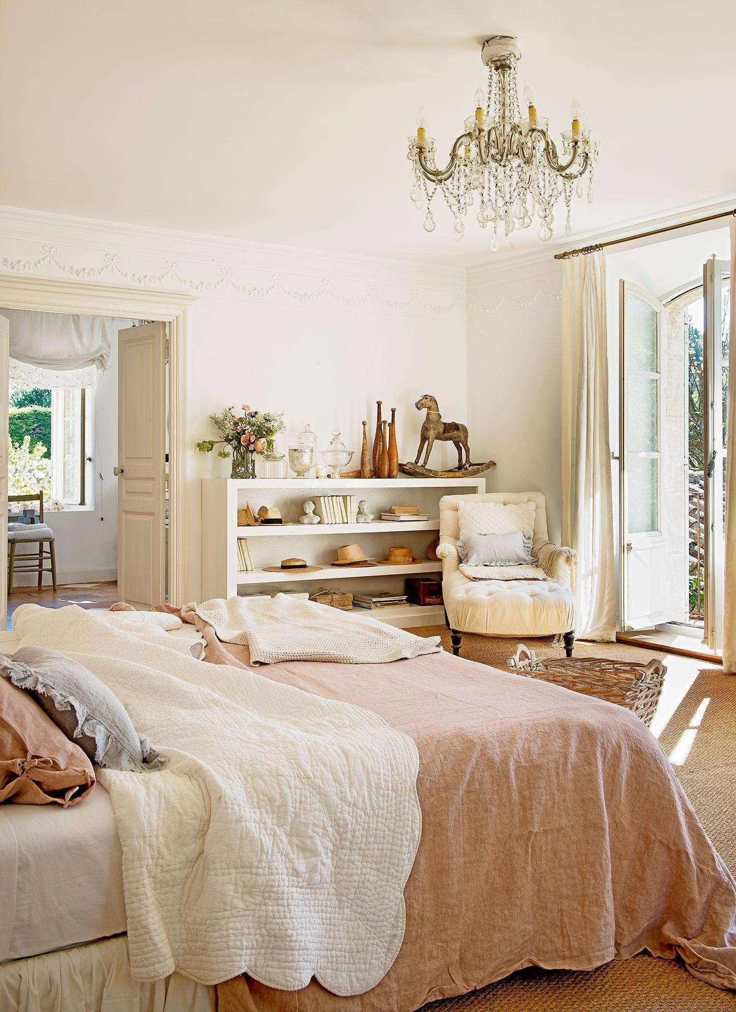 De forja en 2019 decoracion con encanto dormitorios clasicos habitaciones matrimoniales - Decoracion de dormitorios clasicos ...