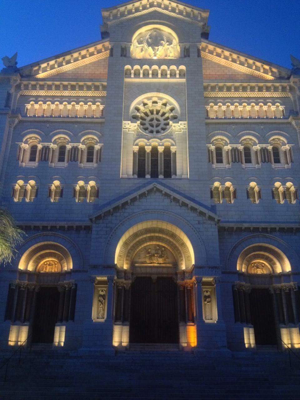 Cathédrale de Monaco - Iglesia en Monaco