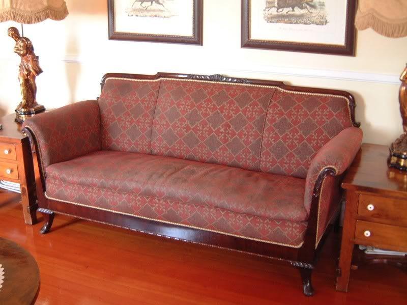 Best Antique Edwardian 3 Piece Mahogany Lounge Suite Lounge 400 x 300