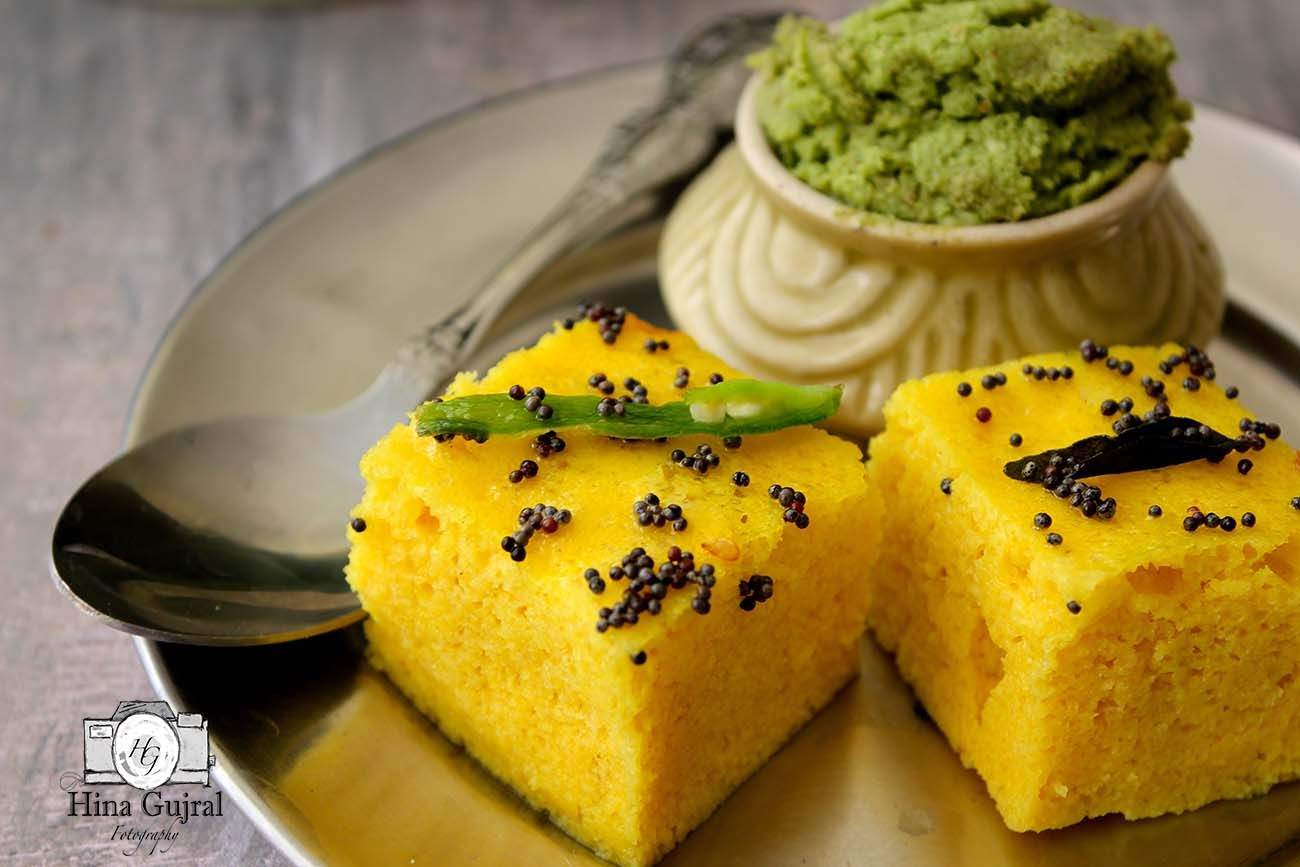 Khaman dhokla recipe pinterest gram flour turmeric and fun food forumfinder Images