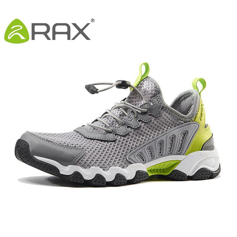Rax 2017 Breathable Trekking Shoes Aqua Shoes Men Women