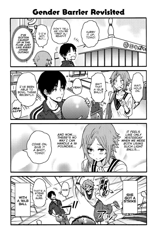 http://www.openmanga.net - Tomo-chan wa Onnanoko! chapter 148 page 1