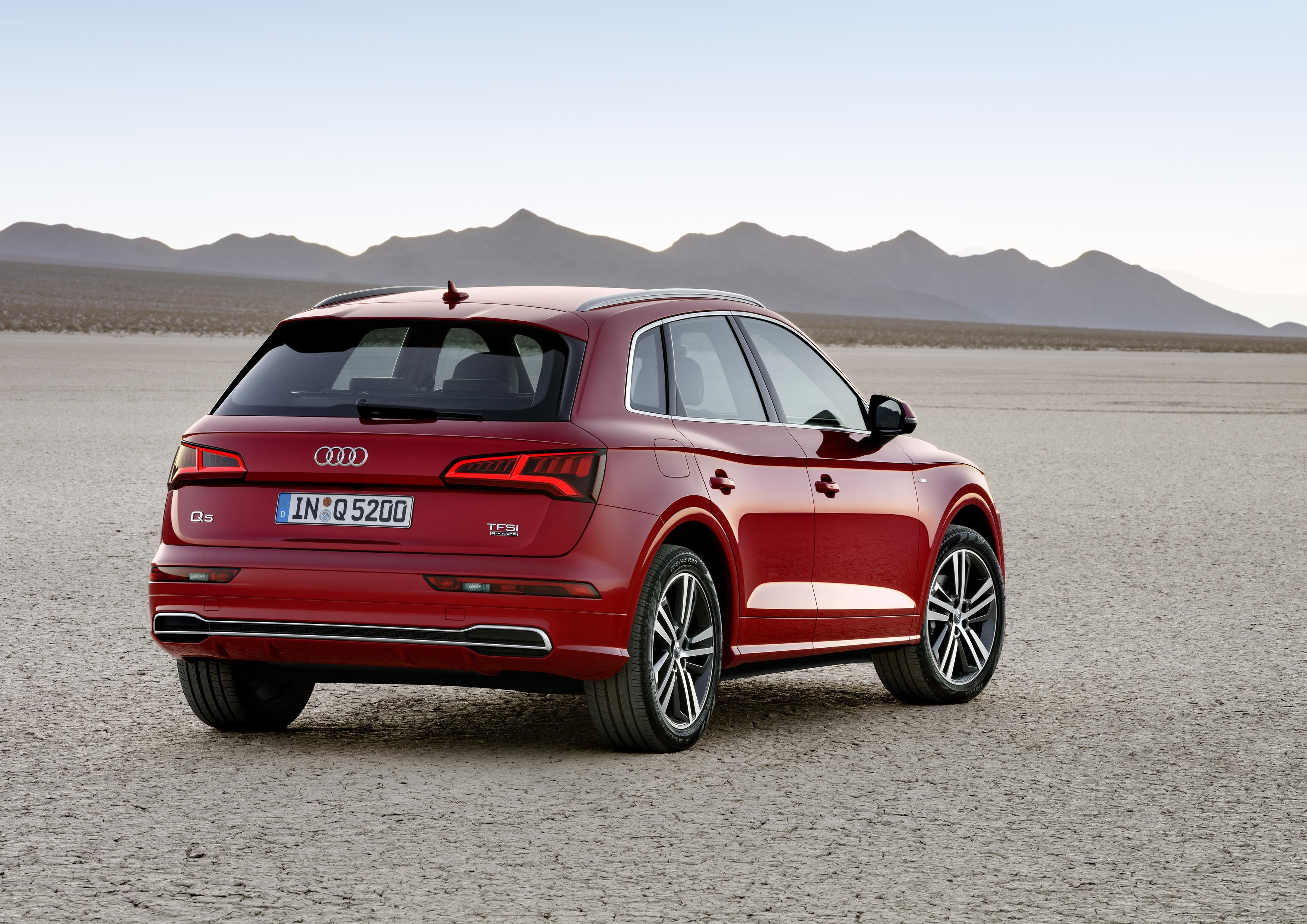 of debuts audi view photo loviel suv front models