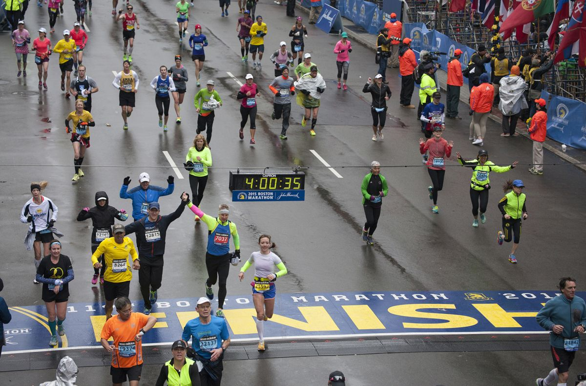 Boston Marathon 2016 Results: How Did Harrison Runners Do?