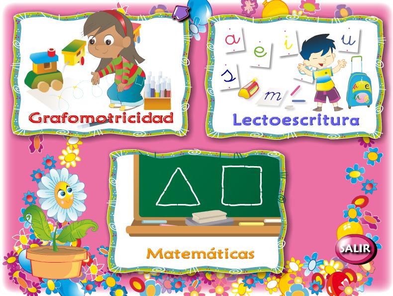 Mon Infantil Y Ciclo Inicial Juegos Educativos On Line 3 Anos