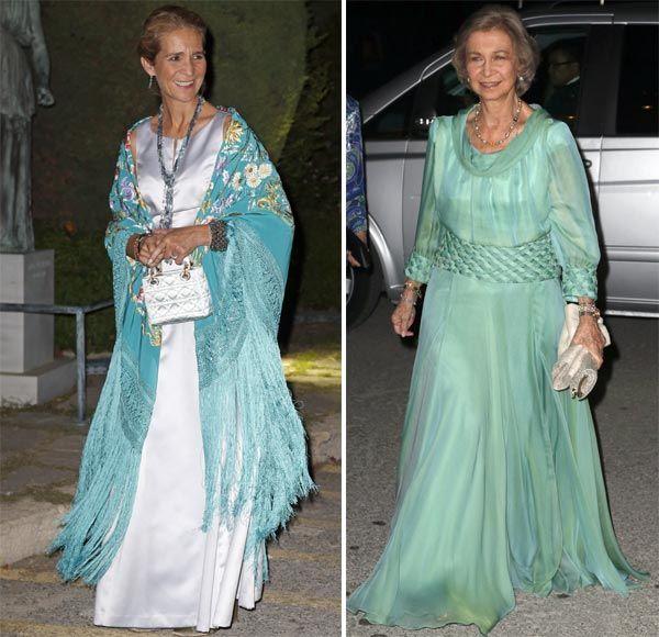 Vestidos de noche para bodas de oro