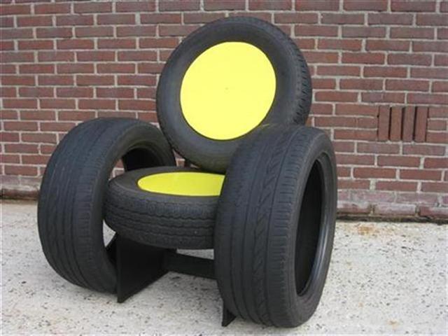 tire chair for the home pinterest diy m bel m bel and st hle. Black Bedroom Furniture Sets. Home Design Ideas