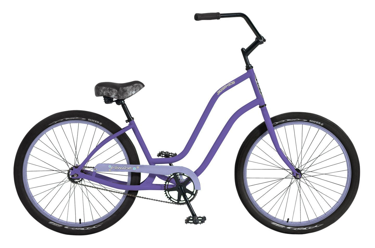 Venice Single Speed Bicycle, Girls 20 inch bike, Cruisers