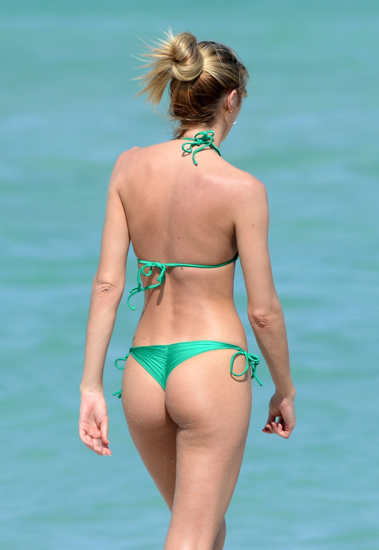 Amateur String Bikini