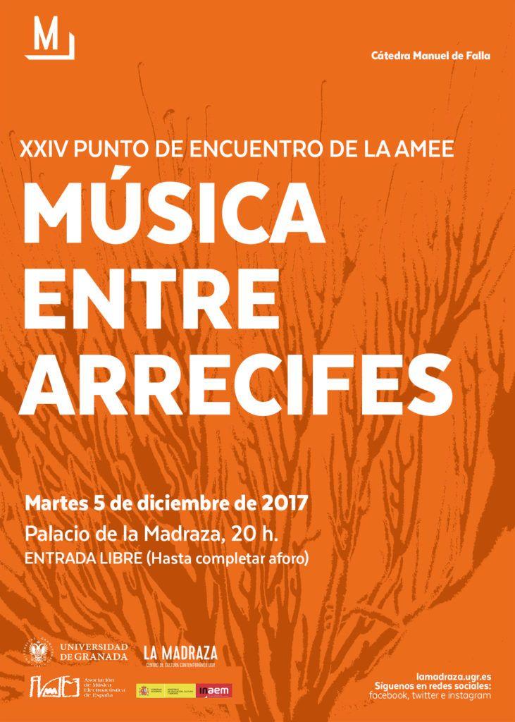La Cátedra Manuel de Falla nos ofrece el concierto Música entre ...