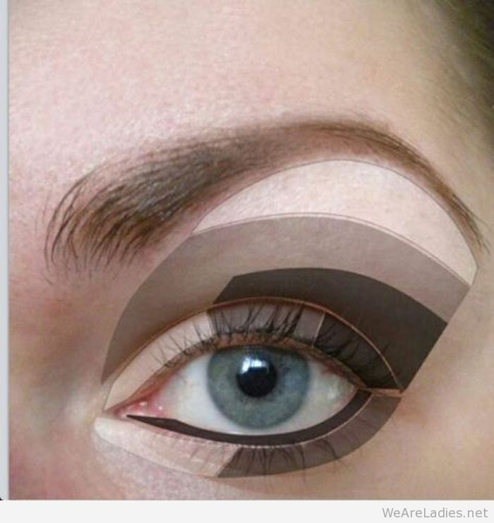 Makeup For Clients With Hooded Eyes My Style In 2018 Pinterest
