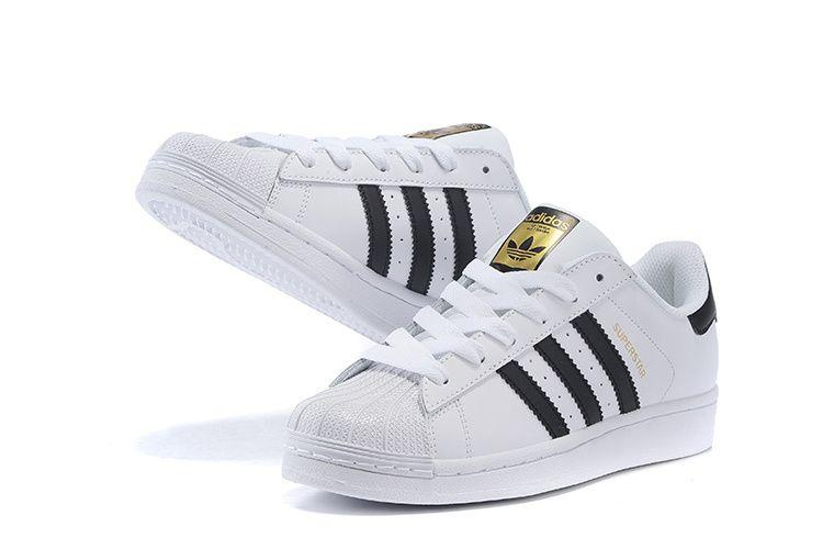 adidas Originals SUPERSTAR - Sneaker low - collegiate navy/white - Zalando .de