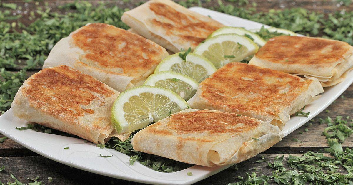 مطبق بعجينة السمبوسة Recipe Syrian Food Health Facts Food Food