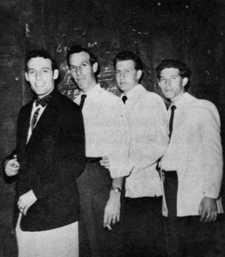 Carl Perkins, Jay Perkins, W.S. Holland, Clayton Perkins 👑 nel 2020