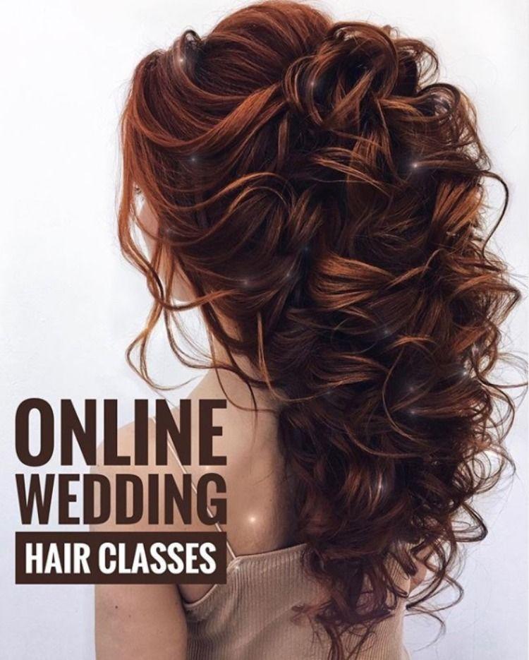Online Video Hair Styling Classes Hair Styles Hair Up Styles Hair
